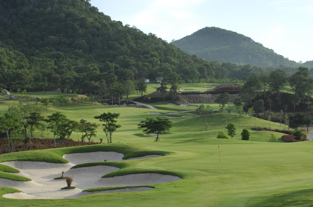 Black Mountain GC, Hua Hin, Thailand