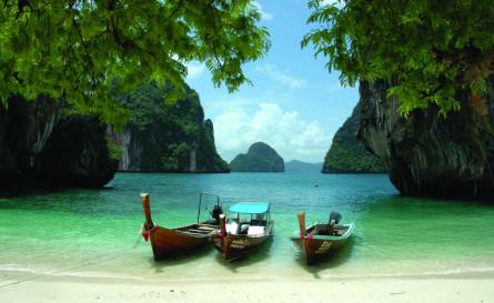 Ferdin.is kynnir Thailand