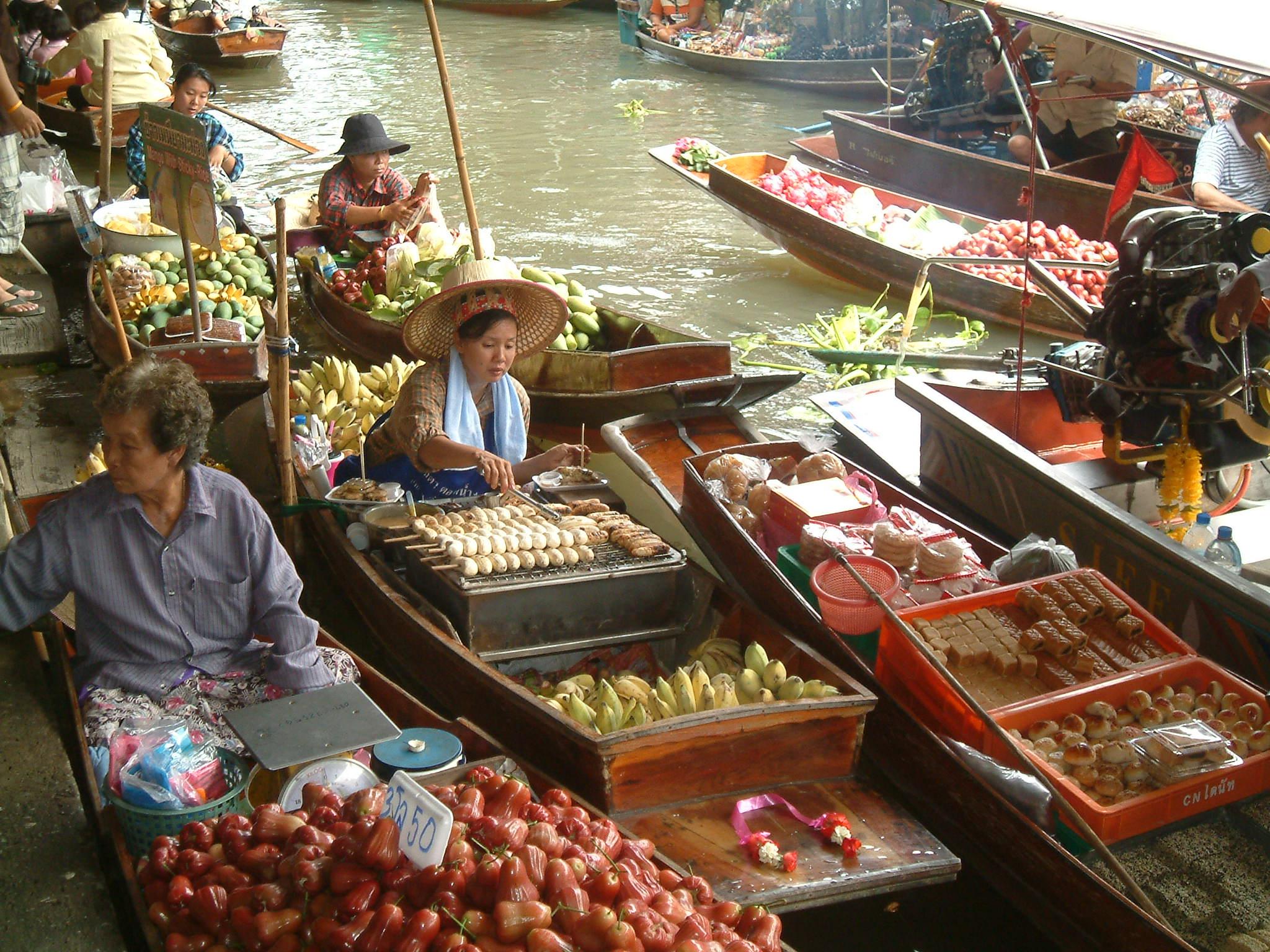 Ævintýra ferðin til Thailands