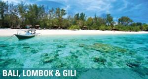 Bali, Lombok, Gili