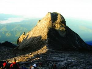 Mount Kinabalu climbing ITS
