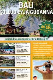 Wake up Bali - Ferðatilboð til Bali